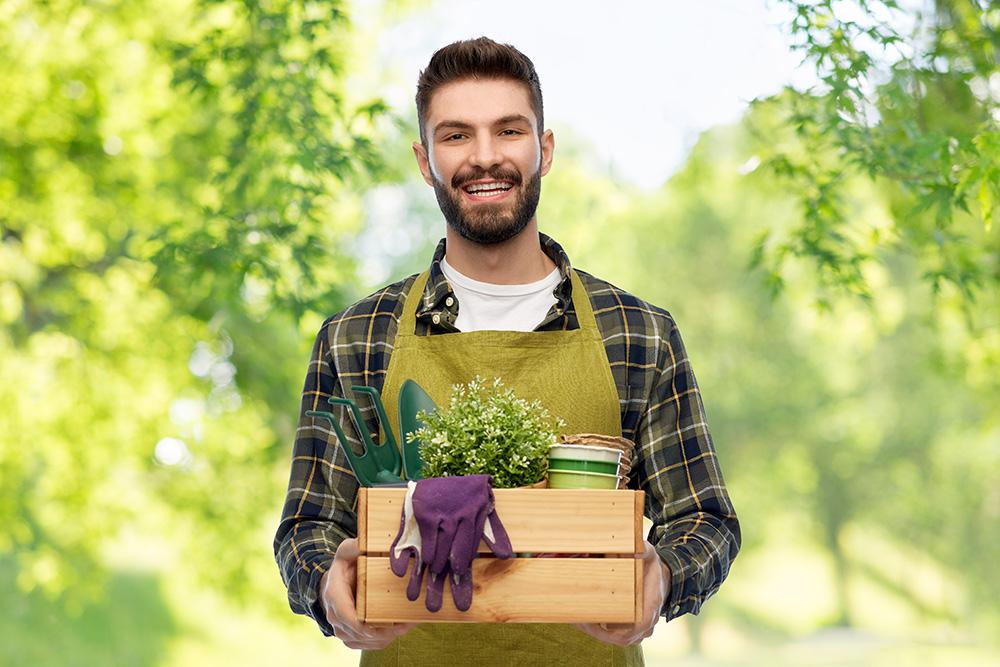 Gardener website template