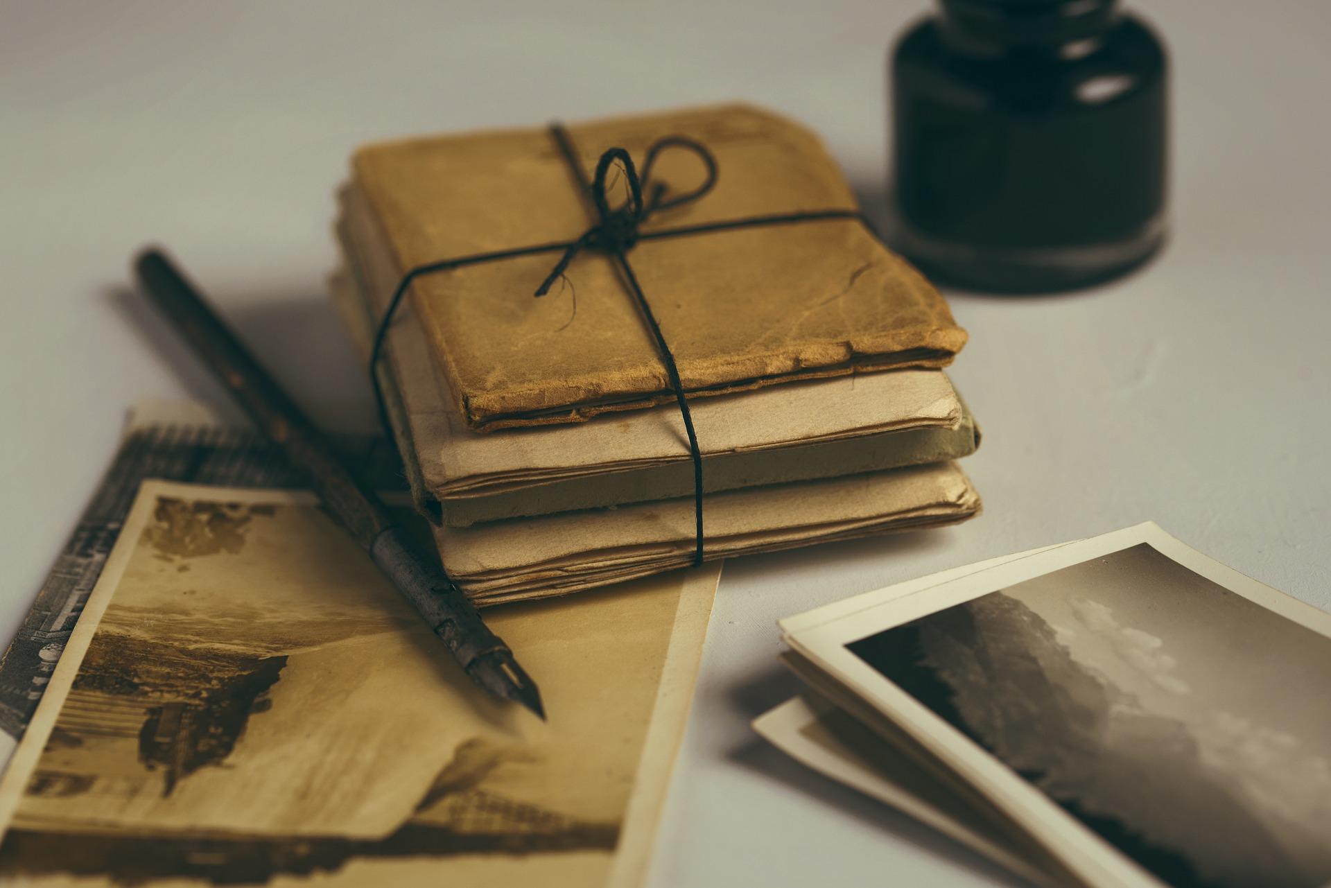 Genealogy Website Template